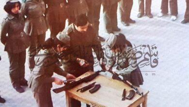 صورة عن نظام الفتوة في سورية، وإلغاء التربية العسكرية في مدارسها